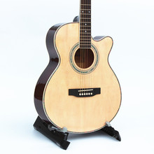 40 inch Acoustic Folk 6-String Guitar for Beginners Students Gift Basswood Guitar Acoustic Guitar Six Colors For Choice