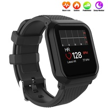 Men Smart Bracelet IP68 Waterproof Blood Pressure Fitness Pedometer Smartband Women Band