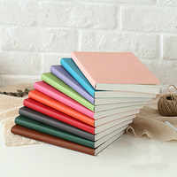 Soft Cover A5 Bullet JournalNotebook Dot Grid Dotted BujoTravel Planner Diary