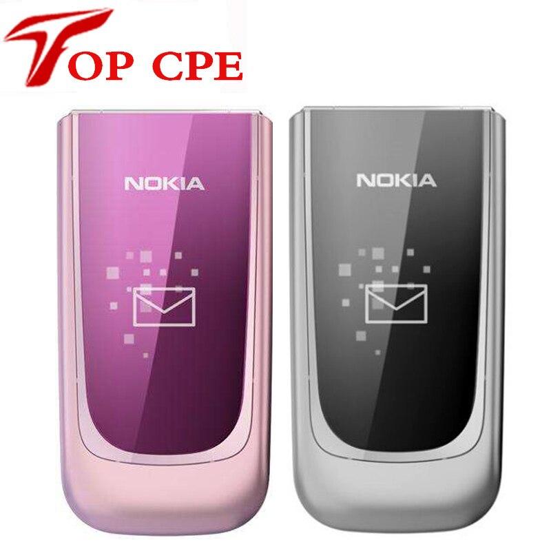 Refurbished Original Unlocked Nokia 7020 Cell Phone Bluetooth 2MP camera MP4 Player cheap Mobile Phone Free
