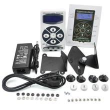Professional Tattoo Power Supply Hurricane HP-2 Power Supply LCD Display Digital Dual Tattoo Power Supply Machines