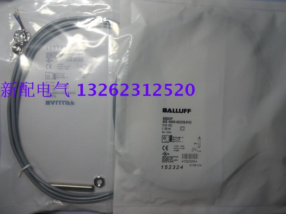 BES M08MI-NSC20B-BV02  New High-Quality Balluff Proximity Switch Sensor BES M08MI-NSC20B-BV02  New High-Quality Balluff Proximity Switch Sensor