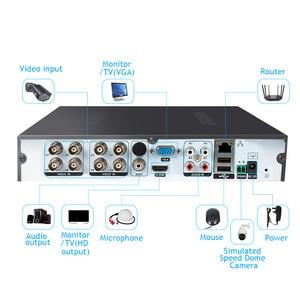 Image 5 - Jooan 8ch 1080n cctv dvr 홈 보안 카메라 시스템 1080p 방수 야외 비디오 감시 키트 videosorveglianza