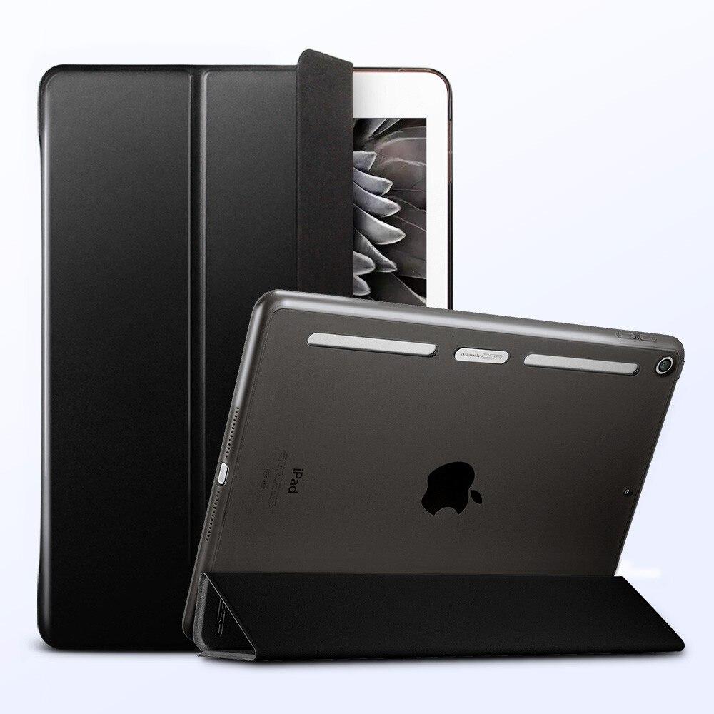 Kaitseümbris iPad 9,7 2017, ESR PU nahast esikaane + pehme TPU - Tahvelarvutite tarvikud - Foto 4