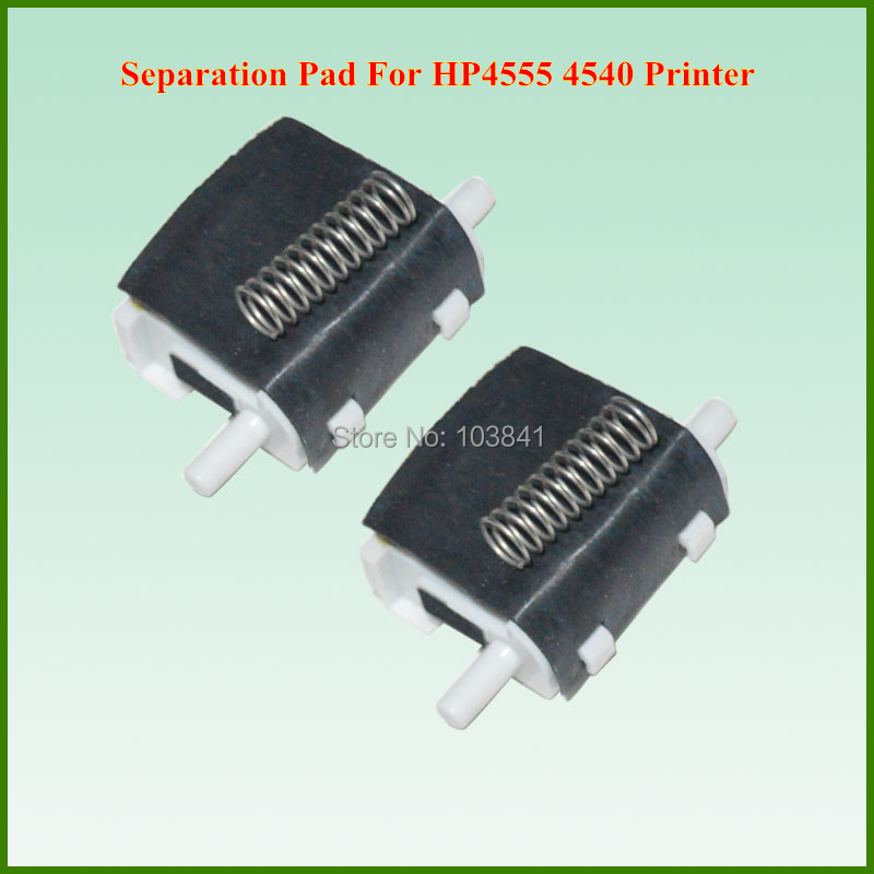 Free Shipping 5pcs/lot spare parts Compatible CE248A ADF Maintenance Kit Separation Pad For HP Laserjet 4555 4540 CM4540 M4555 free shipping maintenance kit for hp 4250 4350 4240 q5421a 110v q5422 67903 220v 100