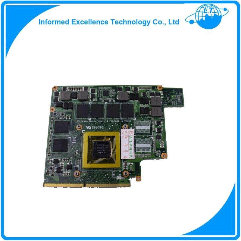 G73SW VGA board GTX 560M GTX560M N12E-GS-A1 1.5GB DDR5 MXMIII VGA Video Card for ASUS G73SW G73JW G53SW G53SX G53JW laptop