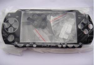 Image 5 - Для PSP 2000 PSP 2000, игровая консоль старой версии, Сменный Чехол с полным корпусом, чехол с набором кнопок