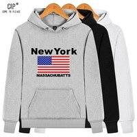 Badstof voor Lente Nieuwe York Hoodies voor Man Mode Casual Merk Hoodie & Sweatshirts Mannen Vrouwen Hiphop Paar Hoodie Loves CTH45
