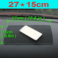 10 piece 27*15cm Universal Big Size Car Dashboard Magic Anti Slip Mat Non-slip Sticky Pad for iPhone for all Mobile