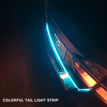 Led Tailgate Drl Flow Turn Signal Light Brake Rear Light DRL