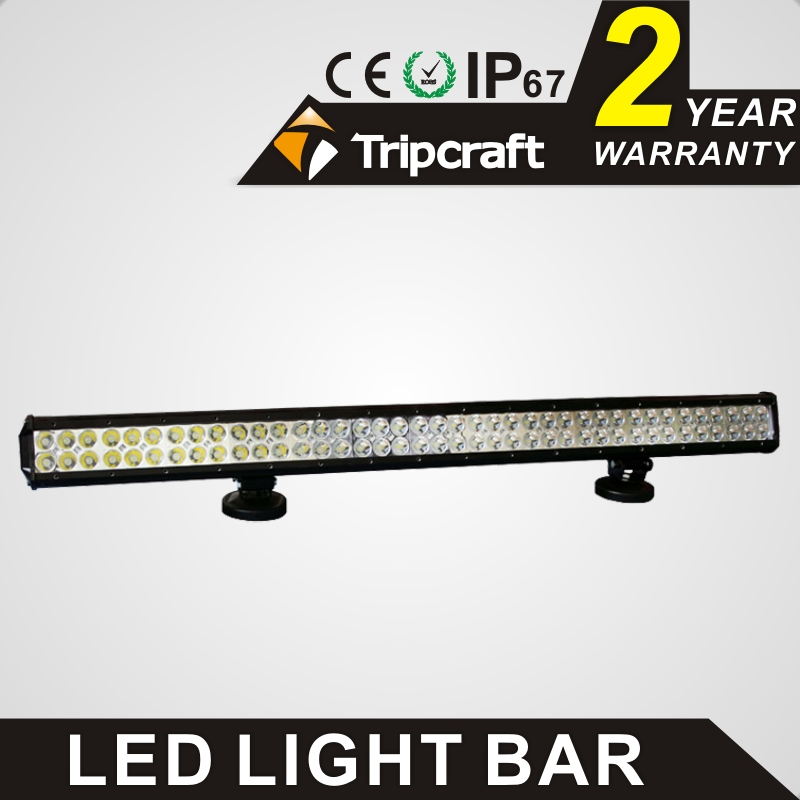 TRIPCRAFT 234w led work light bar 36.8inch spot flood combo beam car light for offroad 4x4 truck SUV ATV driving lamp fog lamp tripcraft 72w led work light bar quad row spot flood combo beam car driving lamp for offroad 4x4 truck atv suv fog lamp 6 75inch
