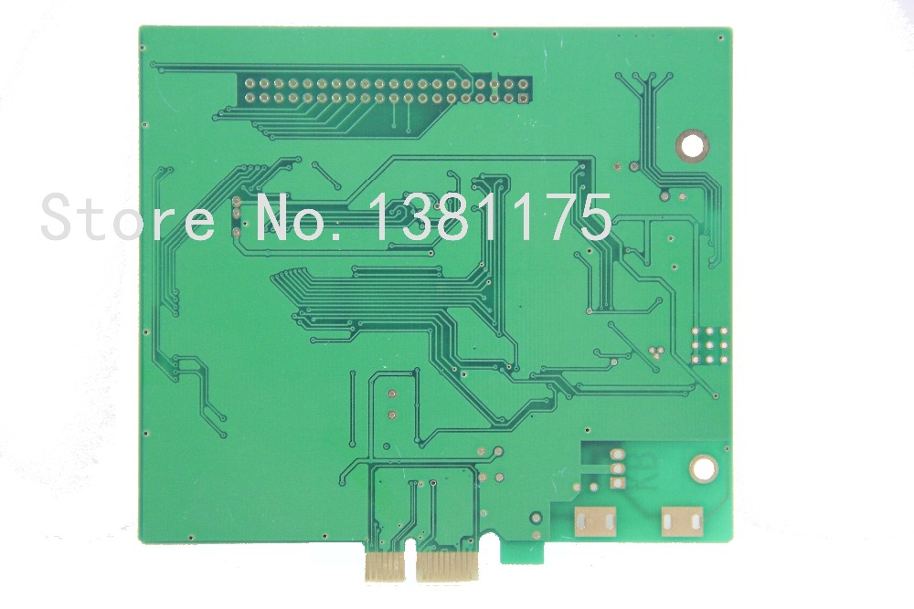 100 Positive Feedbacks Free Shipping Low Cost Two Layers Quickturn PCB Boards Prototype Manufacturer Fast PCB Sale 033 in Double Sided PCB from Electronic Components Supplies