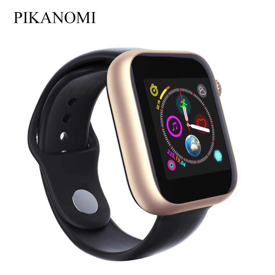Новые смарт-часы для фитнеса Z6, Bluetooth, спортивные часы с трекером, часы с камерой, карта памяти, Sim сообщение, напоминание для Android IOS
