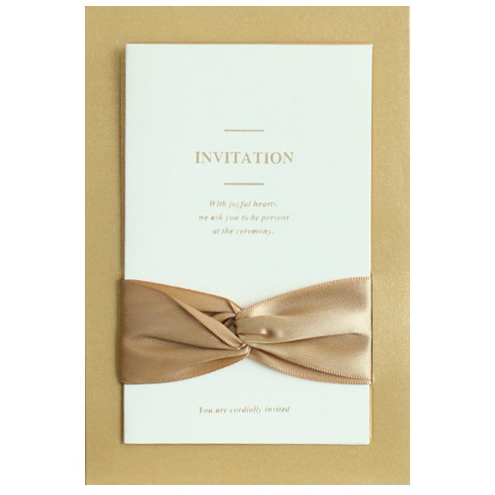 Wedding Invitation Kits gangcraftnet – Wedding Invitation Card Stock Kits