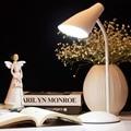 New LED Desk Table Lamp Eye Protection Reading Book Light Energy-Saving Night Light for Dormitory Bedroom Study Lamp