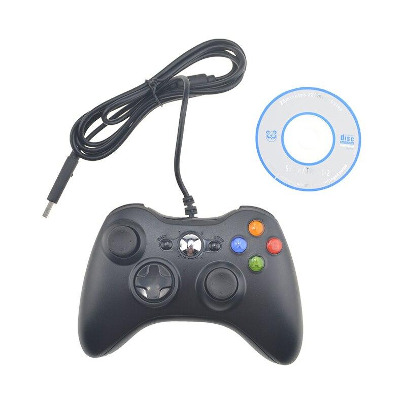 USB Controlador de Joystick Para PC Controle De Computador Win7 Win8 Não para xbox 360