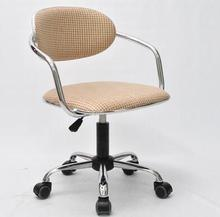 Small computer chair. The household contracted student chair desk chair is small.009