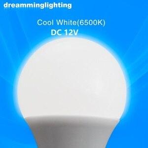 Image 2 - 10 ピース/ロット DC12V E27 Led ランプクール白ダウンライトホームグローブインテリア照明 3 ワット 5 ワット 7 ワット 9 ワット 12 ワット 15 ワット交換電球キャンプ
