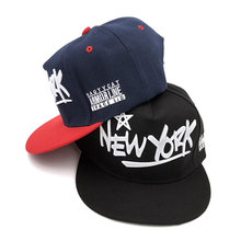 2018 Nueva York gorra de béisbol ny algodón ajustable gorra de béisbol  plana bandera Snapback sombreros Hip Hop gorras Unisex nu. a6628420f44