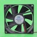 5Pieces Lot Gdstime DC 24volt  2Pin Cooling Cooler Fan 9225S 92mmx92mm x 25mm