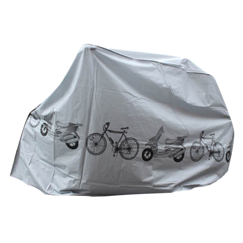 Outdoor Bicycle Waterproof Cover Portable Scooter Bike Motorcycle Rain Dust Cover Bike Protect Gear Hy small grill cover