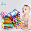 Baby&Kids Soft Sun Cloth Book Toy Baby Teether Infant Kids Toys Early Learning & Education Animals Rattles Mobile