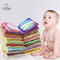 Baby & Kids Suave Sun Livro de Pano Brinquedo Do Bebê Mordedor Infantil Crianças Brinquedos Early Learning & Educação Animais Chocalhos Móvel