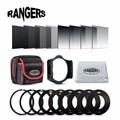 Rangers 20 in1 universal de gradiente de densidad neutra kit de filtro nd gradual para cokin p series pro set slr dslr camera lens ra014