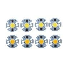 5pcs/lot LED Lamp COB Chip 9W 7W 5W 3W Real Power 220V Input Smart IC DIY For Spotlight Floodlight  White WarmWhite
