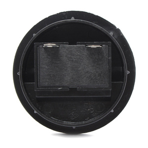 Image 5 - LEORY 2 Pcs Speaker Terminal Board 2 Way Binding Post Terminal Cup Round Spring Clip