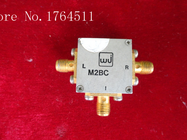 [BELLA] M/A-COM/WJ M2BC RF/LO:10-1600MHz SMA RF Coaxial High Frequency Mixer