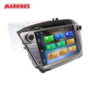 Image 5 - Marubox 2Din Android 9 4GB RAM สำหรับ HYUNDAI ix35 Tucson 2009 2014 วิทยุสเตอริโอ GPS Navi รถ DVD เครื่องเล่นมัลติมีเดีย 8A301PX5