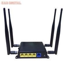 300 Мбит OpenWRT 4 Г Беспроводной Маршрутизатор WiFi С СИМ Слот Поддержка HSPA UMTS FDD-LTE TD-LTE WCDMA GSM GPRS