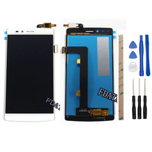 5.5 Inch For Vernee Apollo Lite LCD Display and Touch Screen 100% Tested Digitizer Assembly Repair Part Accessories With Tools