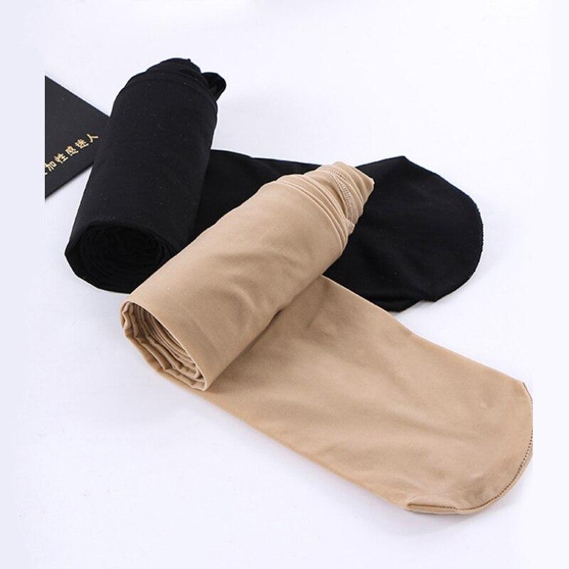 2018 Super Elastic Magical Stockings Sexy Women Tights Skinny Legs Pantyhose Prevent Hook Silk Nylons Collant Femme Medias HTB1Dnv0RXXXXXcnXXXXq6xXFXXXV