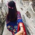 Bufanda de Las Mujeres de La India Impresa Poncho Chal De Cachemira Pashmina Bufanda de Lujo de la Marca Nueva de alta calidad Bufandas Wraps