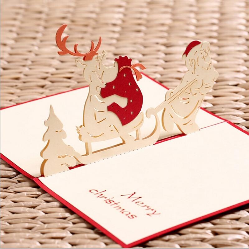 feliz navidad feliz navidad tarjeta de invitacin hecha a mano invitacin invitacin modelo delicado tallado de