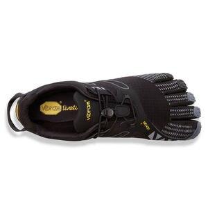Image 3 - Vibram Fivefingers мужские кроссовки, Нескользящие, для бега, на открытом воздухе, с пятью пальцами, для паркура, приключений, спортивная обувь