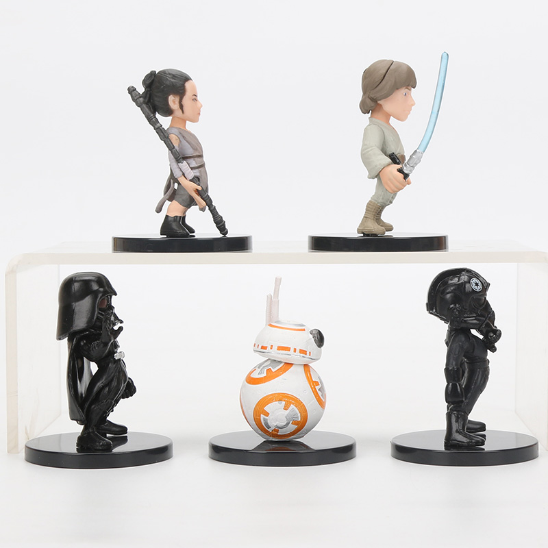 Best Star Wars Figures To Collect with Robbot
