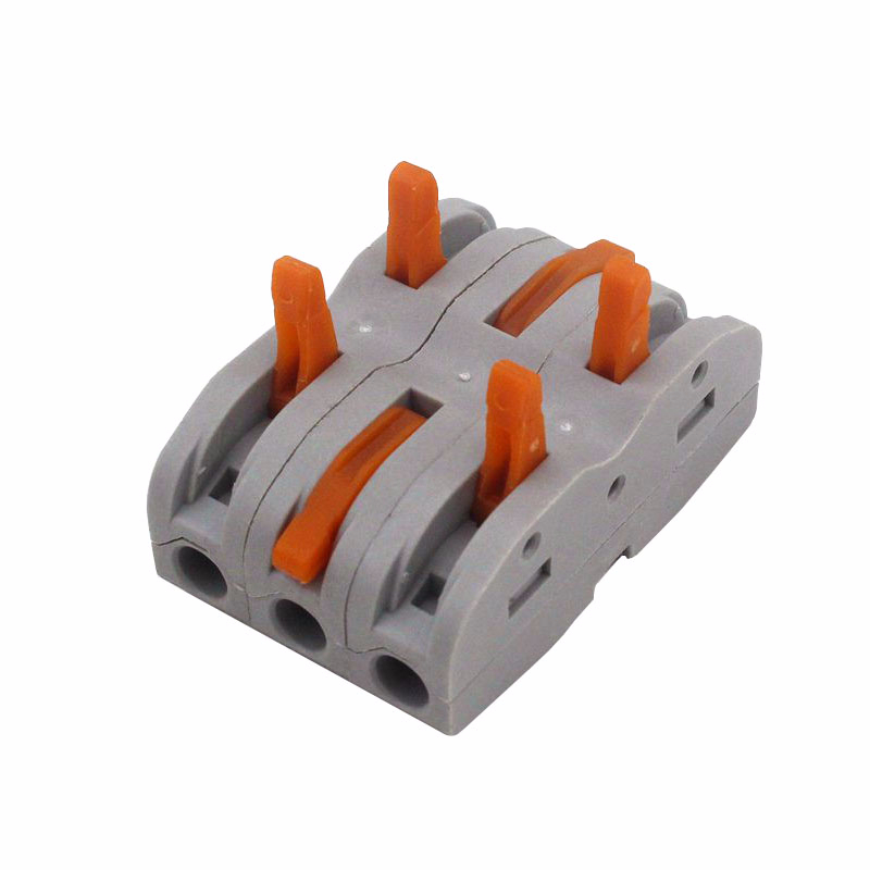10PCS Connectors SPL-1 Terminal Block 1 Pin Splicable Plug Electrical Equipment Supplies Auto Lighting Accessories China