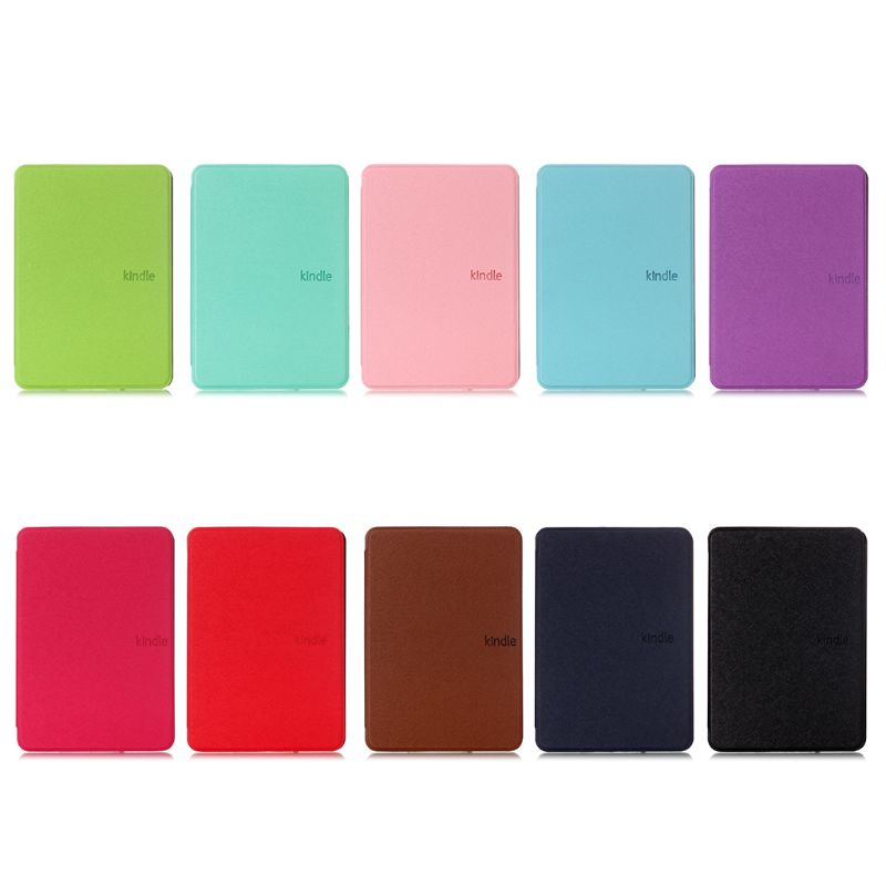 Magnetic Smart Case For Amazon Kindle Paperwhite 4 Coque Ultra Slim EReader Cover For Kindle Paperwhite4 With Auto Wake/Sleep