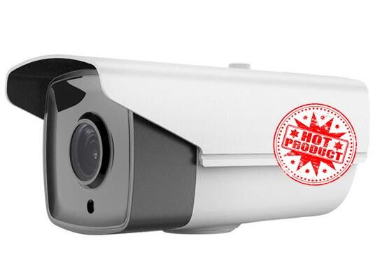 hikvision bullet IPC DS-2CD3T35-I3/300MP 1/3 CMOS Bullet IPC, Support POE, IR 30m, H.265Encode, multi-language version hikvision multi language version ds 2cd3t35 i5 h 265 3mp poe ip bullet camera support onvif ir 50m waterproof