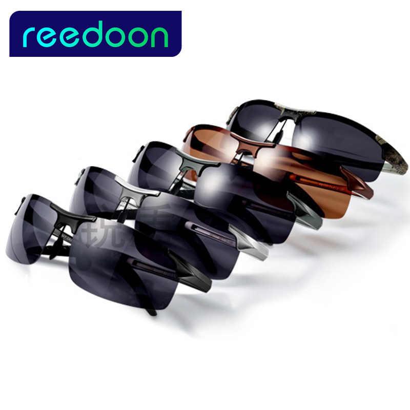 d471dfbc8b ... 2017 polarized Men s sunglasses aluminum magnesium frame car driving  sunglasses men sports for fishing golf ...