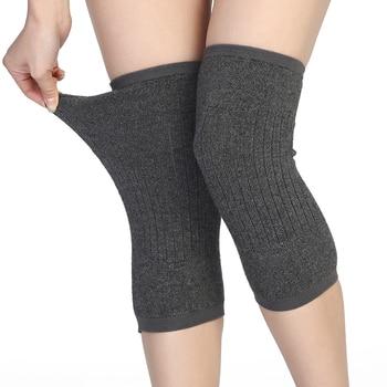 4c97c94ee01 1 par más nuevo diseño mujeres Invierno Caliente Rodilleras caliente para  las rodillas Calentadores para piernas