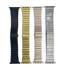 Горячая распродажа бабочка замок ссылка браслет из нержавеющей стали часы для Apple , часы
