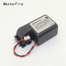 5pcs/lot New Original MR-BAT6V1SET MR-J4 6V PLC Battery Batteries 2CR17335A WK17 with Wire Leads For Mitsuishi