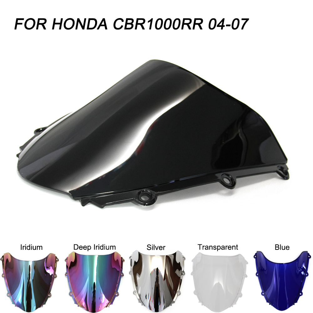 Motorcycle Windscreen Windshield Screws Bolts Accessories For Honda CBR1000RR CBR 1000RR 2004 2005 2006 2007 in Windscreens Wind Deflectors from Automobiles Motorcycles