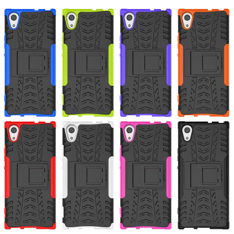 SEASHORE Silicone PC Case sFor <font><b>Sony</b></font> Xperia XA1 Rubber Hard Cover Case For <font><b>Sony</b></font> XA1 G3121 <font><b>G3112</b></font> G3123 G3116 Cover Phone Bag Case image