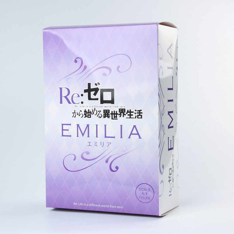 Sexy Anime Japan Girl Emiria 1/6 Fashion Art Craft PVC  Action Figure Collectible Model Toy BOX Best Gift258