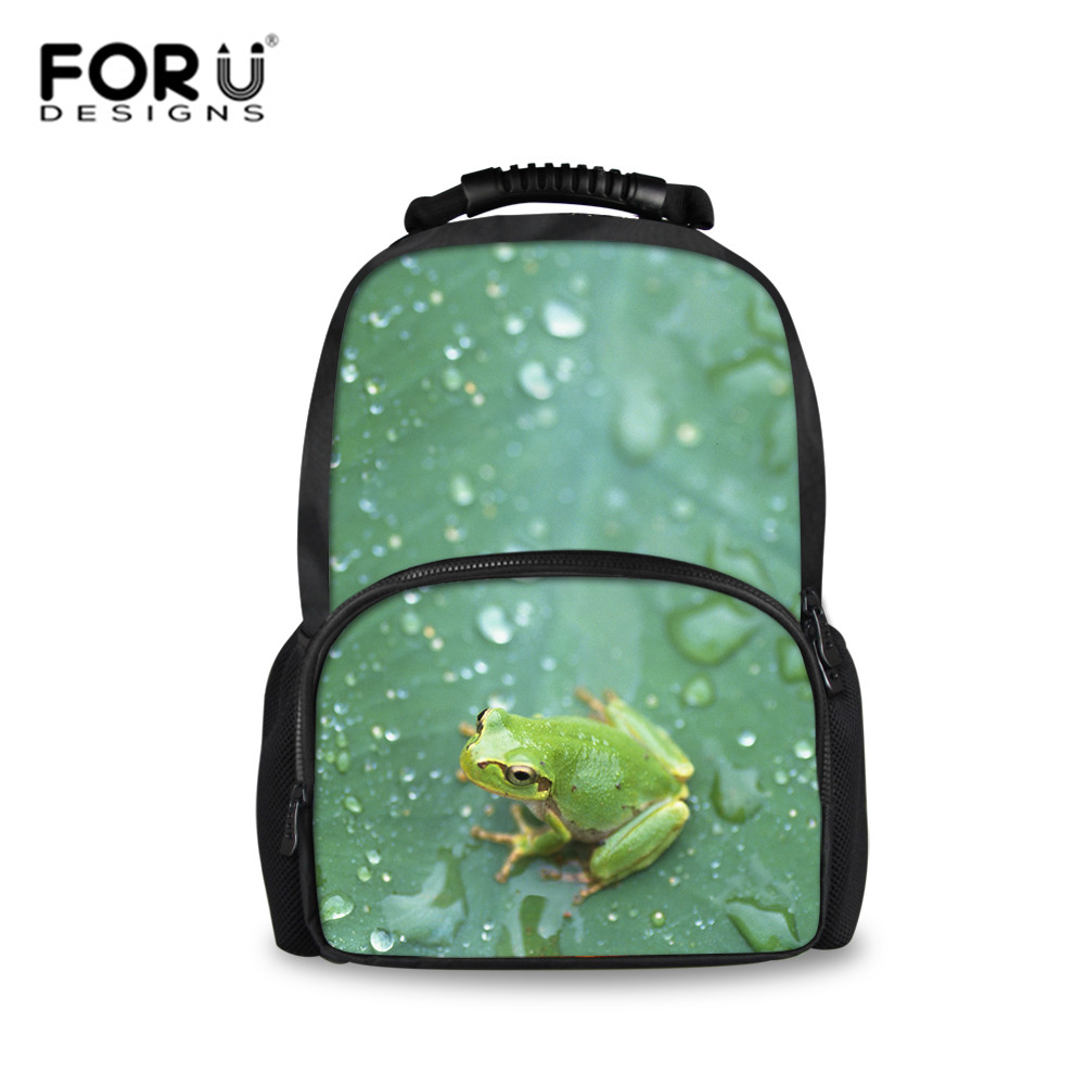 6b6954a21186 US $27.51 36% OFF|FORUDESIGNS Men's Backpack Rainbow Graffiti School Bags  For Teenagers Boys Soft Daypack Laptop Backpacks Travel Male Mochila New-in  ...